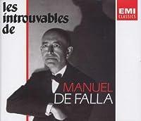 Introuvables Manuel De Falla
