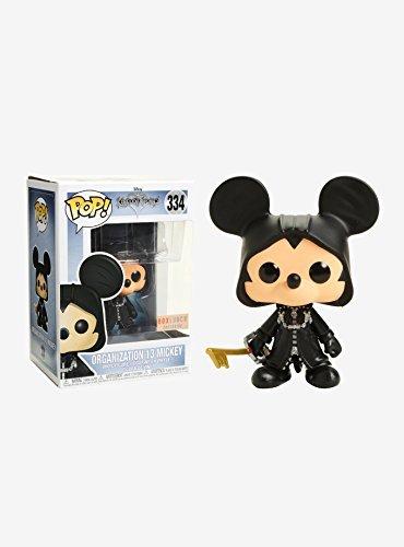 Funko Pop! ディズニー キングダムハーツ ミッキー ボックスランチ限定 Disney Kingdom Hearts Organization 13 Mickey Mouse [並行輸入品]