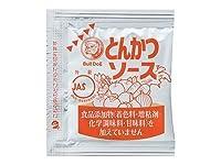 とんかつソース アルミ小袋 10g×100袋 /ブルドック(2袋)