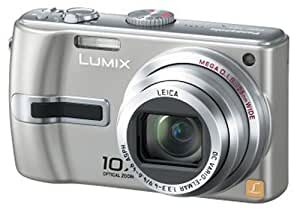 パナソニック デジタルカメラ LUMIX (ルミックス) DMC-TZ3 シルバー