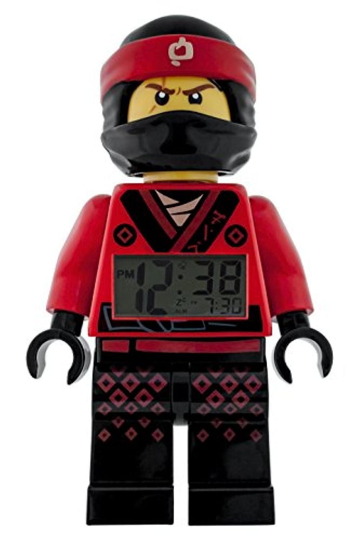 LEGO The Ninjago Movie Kai Minifigure clock (2017)