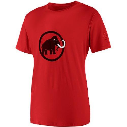 マムート ロゴ Tシャツ