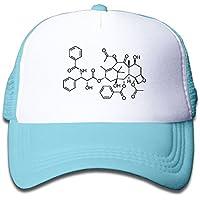 化学の原則 素敵 かわいい おもしろい ファッション 派手 メッシュキャップ 子ども ハット 耐久性 帽子 通学 スポーツ