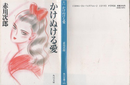 かけぬける愛 (角川文庫)の詳細を見る