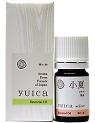 yuica select エッセンシャルオイル コナツ(果皮部) 5mL