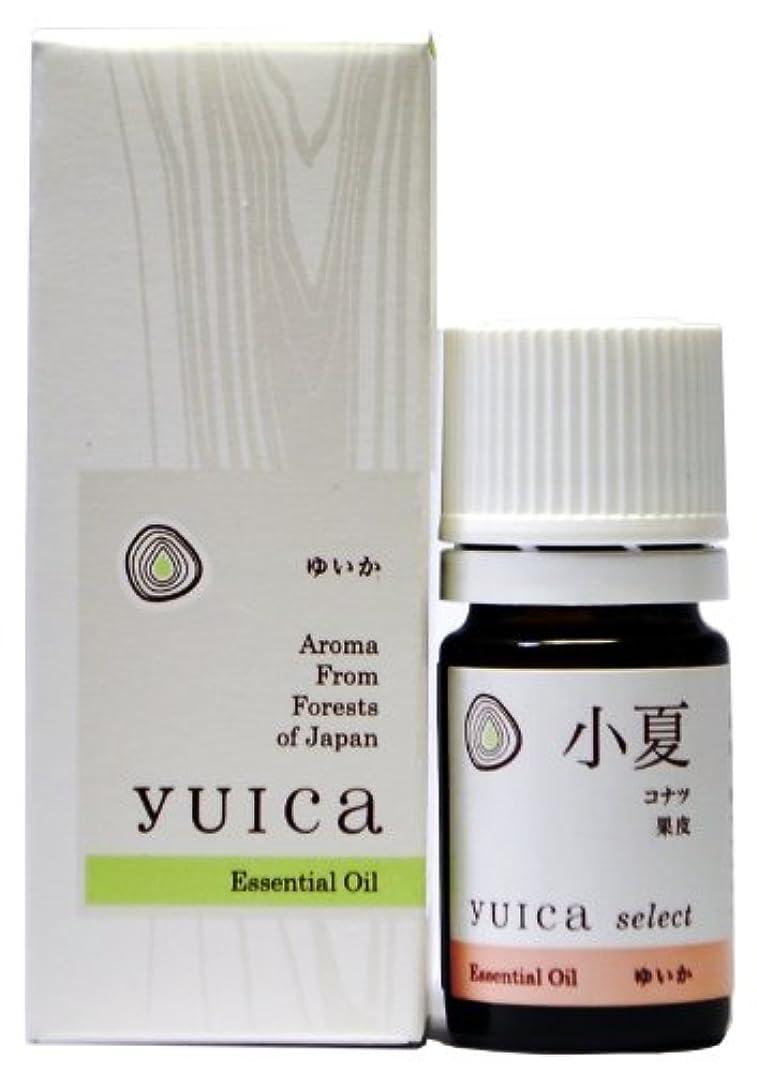取り付けナビゲーション依存yuica select エッセンシャルオイル コナツ(果皮部) 5mL