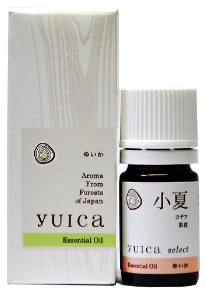 お母さんペイント補償yuica select エッセンシャルオイル コナツ(果皮部) 5mL