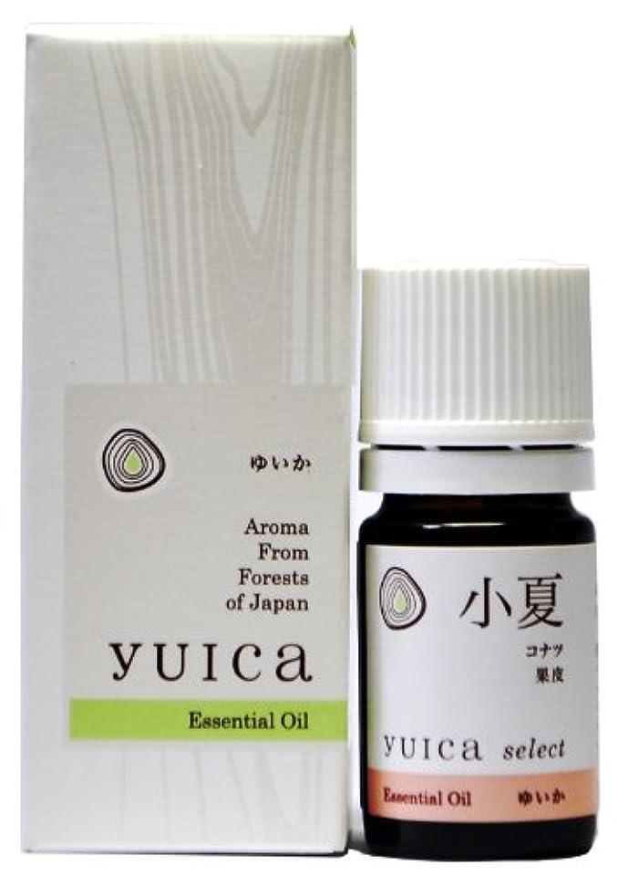 常習者抜け目がない層yuica select エッセンシャルオイル コナツ(果皮部) 5mL