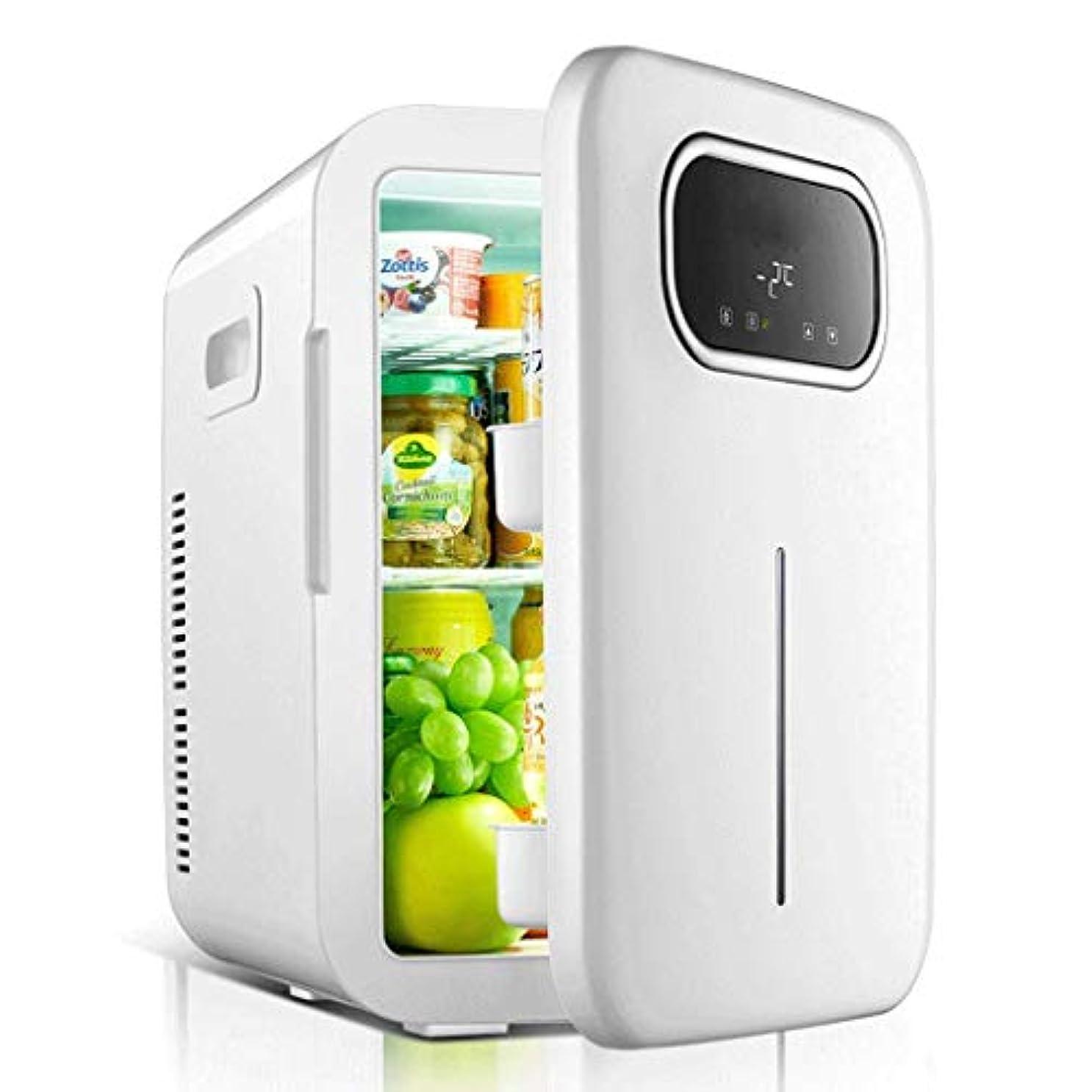 骨折毛細血管背の高いZAQXSW 20L小型ミニ冷蔵庫学生マスクシングルドアの寝室の家の化粧品の冷凍
