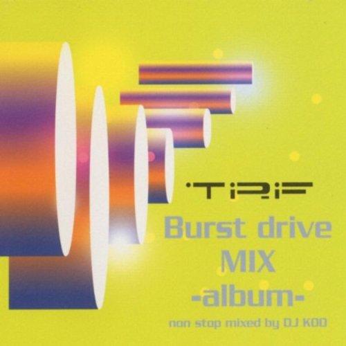 Burst drive mix-Album-
