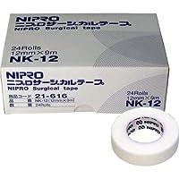 ニプロ サージカルテープ NK-12 12mm×9m 業務用 24巻入