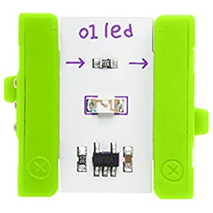 littleBits 電子工作 モジュール BITS MODULES O1 LED 発光ダイオード