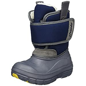 phenix(フェニックス) Kids Snow Boots PS7G8FW70 NV 14.0
