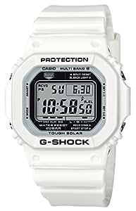 [カシオ]CASIO 腕時計 G-SHOCK ジーショック マリンホワイト 電波ソーラー GW-M5610MW-7JF メンズ