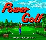 パワーゴルフ 【PCエンジン】