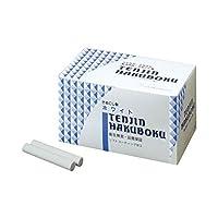 生活日用品 (まとめ買い) チョーク(石膏カルシウム製) 白 CH-1 1箱(100本) 【×5セット】