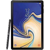 "Samsung サムスン Galaxy Tab S4 (SM-T835) LTE版 4/256GB (Black/ブラック) S Pen付き 10.5"" SIMフリー 並行輸入品"