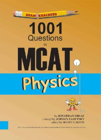 Download Examkrackers 1001 Questions in McAt Physics 1893858189