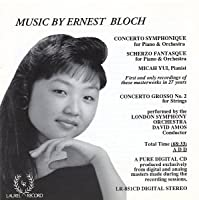 Concerto Symphony Piano/Orchestra/Scherzo Fantasia P
