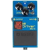 JHS Pedals Mod ジェイエイチエスペダルズ エフェクター オーバードライブ Boss BD-2 Blu Drive 【国内正規品】