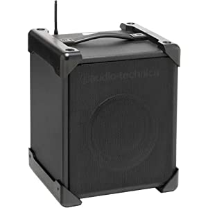 audio-technica UHFワイヤレスアンプ ATW-SP707/P