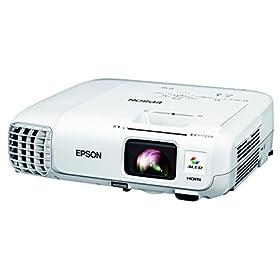 EPSON プロジェクター EB-965 3,500lm XGA 2.9kg
