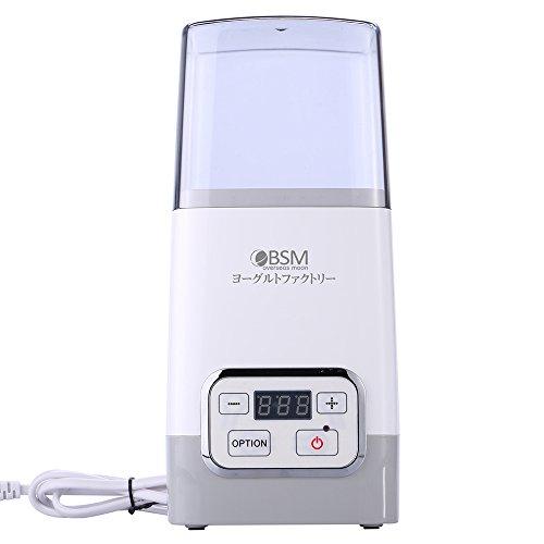 温度調節機能付きヨーグルトファクトリー