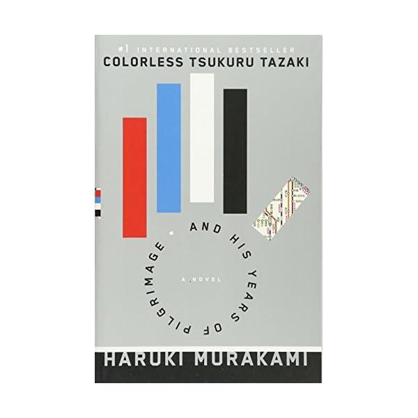 Colorless Tsukuru Tazaki...の商品画像