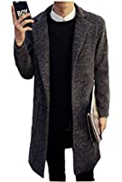 (ベリクロウズ) Vericlothe メンズ 冬物 カジュアル ロング コート アウター あったか 厚地 コットン カラー 各種