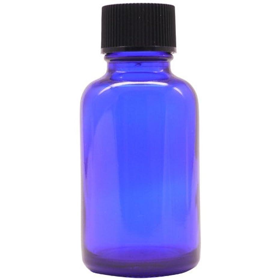 くしゃみ納屋鹿アロマアンドライフ (D)ブルー瓶ドロップ栓30ml 3本セット