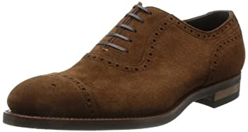 Kinshiro: Brown Suede