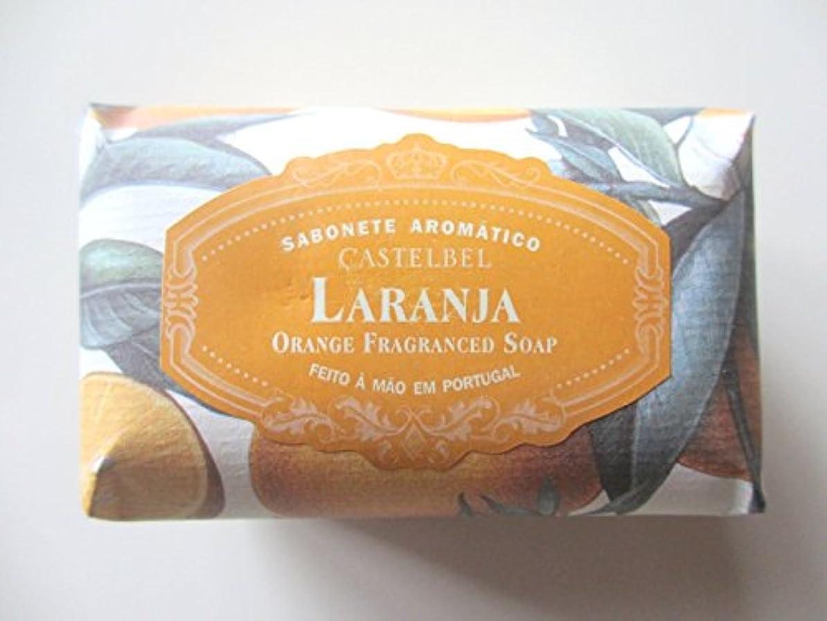 傾向がある認証晩ごはんキャステルベル 【ソープ】 オレンジ 固形150g 全身用 フレグランスソープ ポルトガル
