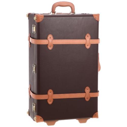 [ワールドトランク] world trunk T&S(ティーアンドエス)TSAロック仕様 豚革キャリートランク  7006-60 BR (ブラウン)