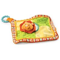 Russ Berrie Babies Love To Learn Activity Blankie, Lion (Discontinued by Manufacturer) by Russ Berrie [並行輸入品]