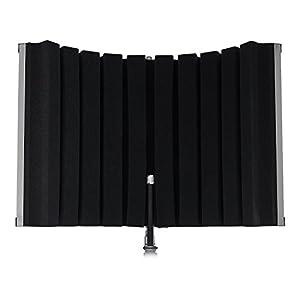 マランツプロ ボーカル録音・放送用コンパクト・リフレクション・フィルター マイクスタンド設置型 Sound Shield Compact