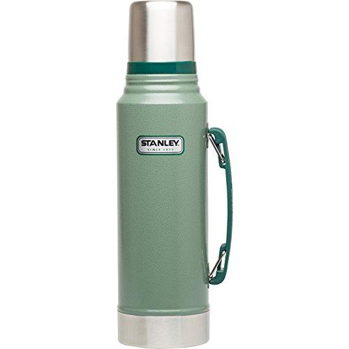 STANLEY(スタンレー) クラシック真空ボトル 1L グリーン 水筒 01254-046 (日本正規品)