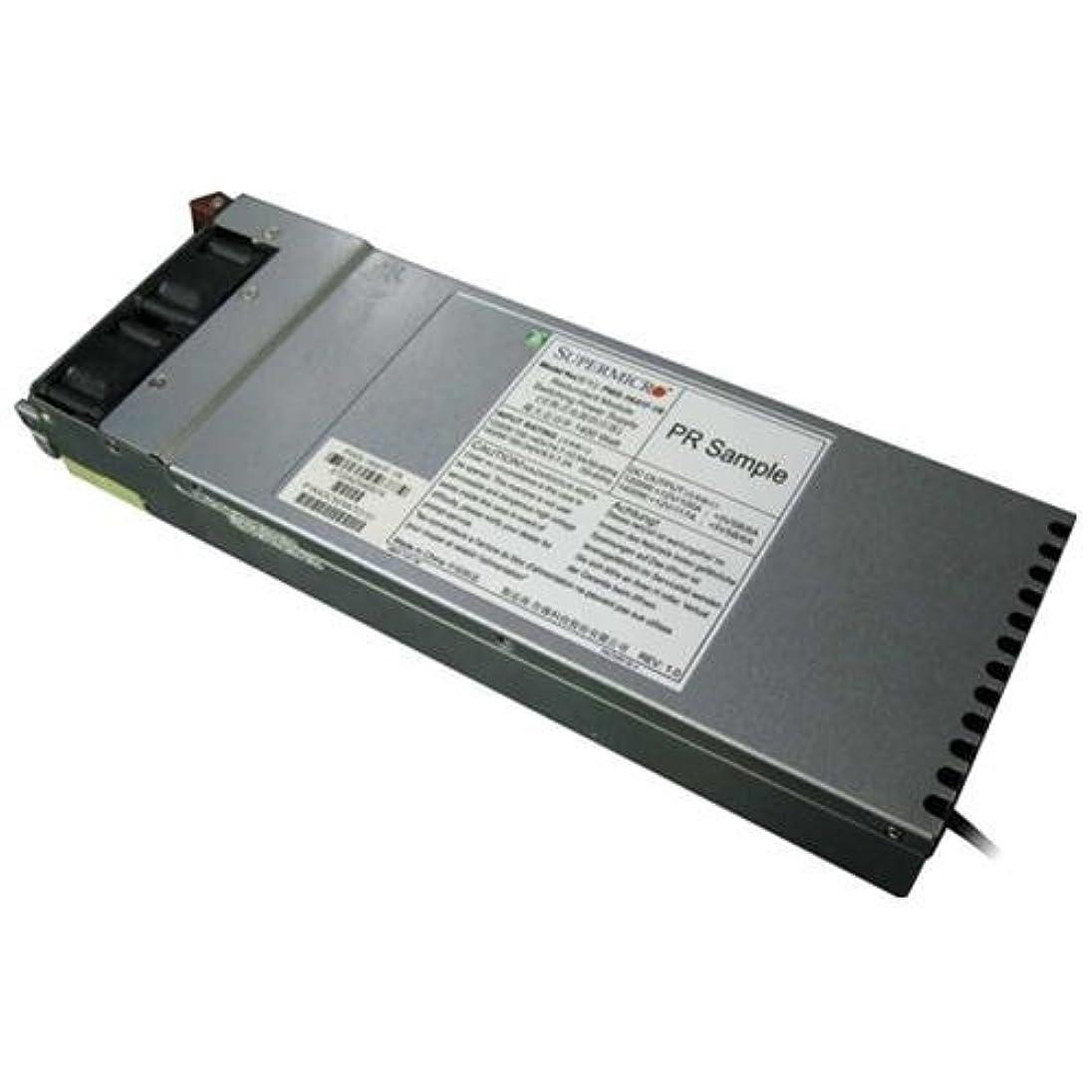試してみる達成する落とし穴Supermicro PWS-1K41F-1R - Power supply (internal) - 80 PLUS Gold - AC 180-240 V - 1400 Watt - 1U - for A+ Server 1122, Server 4042, SC748, SC818, SC828, SuperServer 1026, 6016, 80XX