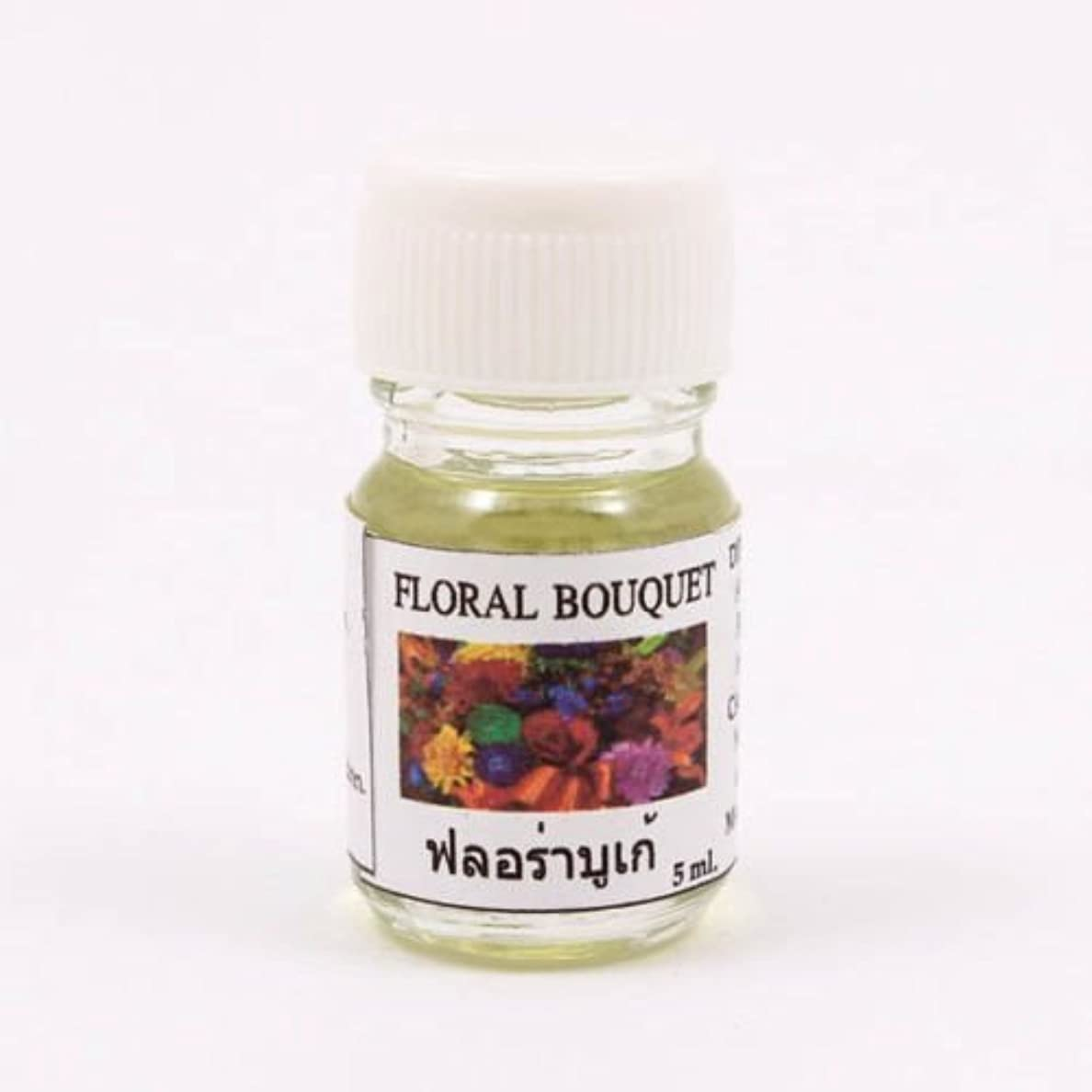 豚肉不確実元気6X Floral Bouquet Fragrance Essential Oil 5ML cc Diffuser Burner Therapy