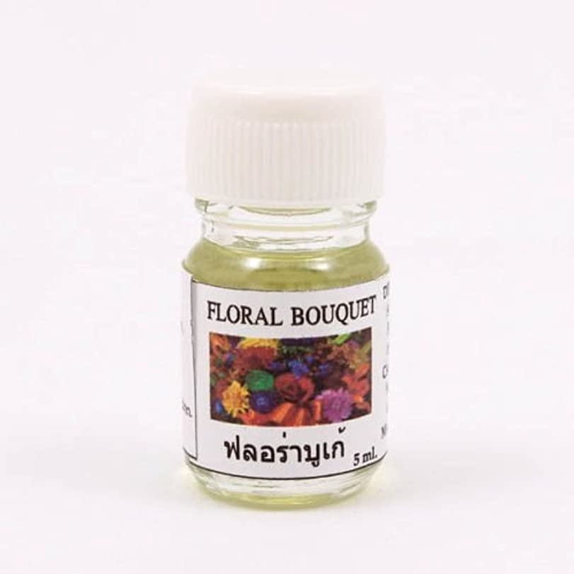 過半数プレフィックス反響する6X Floral Bouquet Fragrance Essential Oil 5ML cc Diffuser Burner Therapy