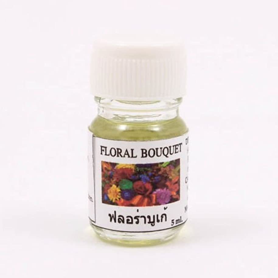 タック恥ブラスト6X Floral Bouquet Fragrance Essential Oil 5ML cc Diffuser Burner Therapy