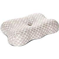 Keciepo 2018年最新型アップグレード 低反発枕 安眠 人気 安眠枕 頚椎サポート 横向き寝 頚椎安定 呼吸が楽 高通気 洗える 抗菌 防臭 まくら