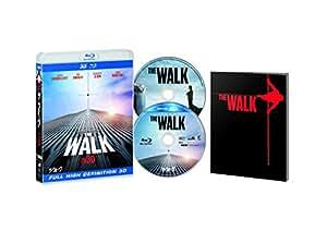ザ・ウォーク IN 3D(初回生産限定)2枚組 [Blu-ray]