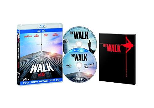 ザ・ウォーク IN 3D(初回生産限定)2枚組 [Blu-ray]の詳細を見る