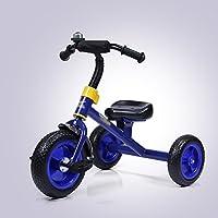YANFEI 子ども用自転車 子供の三輪車の自転車1-3男性と女性の赤ちゃんの子供のペダル自転車の赤ちゃんキャリッジ 子供用ギフト