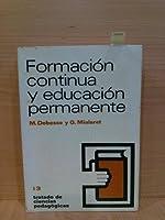 Formacion Continua y Educacion Permanente