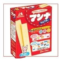 森永製菓 マンナウェファー 14枚×72個セット