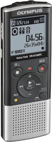 OLYMPUS ICレコーダー VoiceTrek VN-8100PC
