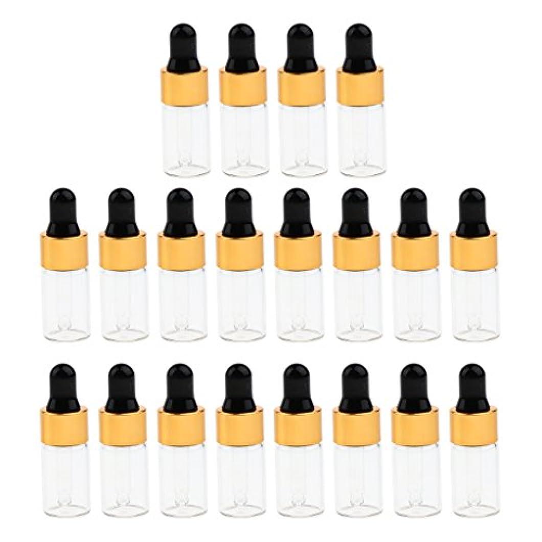 対角線平和的スペシャリストCUTICATE エッセンシャルオイル コスメ 詰替え容器 サンプルボトル ドロッパーピペットボトル 3サイズ選べ - 3 ミリリットル