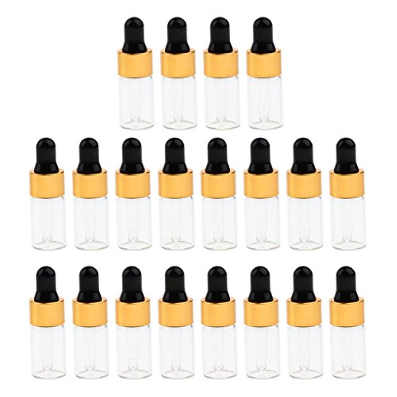 性的性的定義CUTICATE エッセンシャルオイル コスメ 詰替え容器 サンプルボトル ドロッパーピペットボトル 3サイズ選べ - 3 ミリリットル