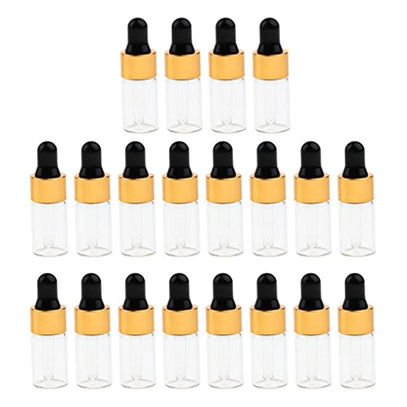 他の日どこにも先生CUTICATE エッセンシャルオイル コスメ 詰替え容器 サンプルボトル ドロッパーピペットボトル 3サイズ選べ - 3 ミリリットル